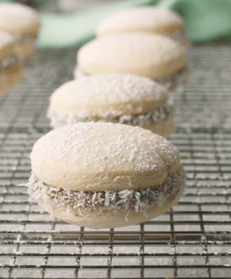Alfajores – Argentinian Cookies